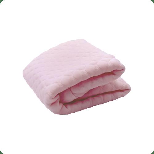 penutup bantal merah jambu