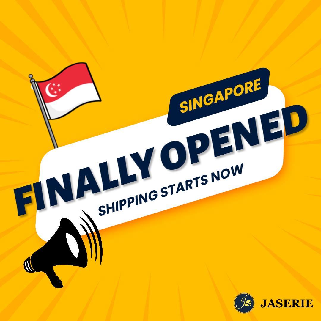 Start Shipping to Singapore